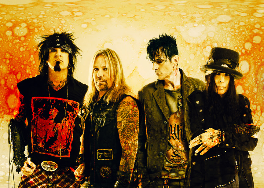 MOTLEY CRUE Celebrate Anniversary With Re-Releases
