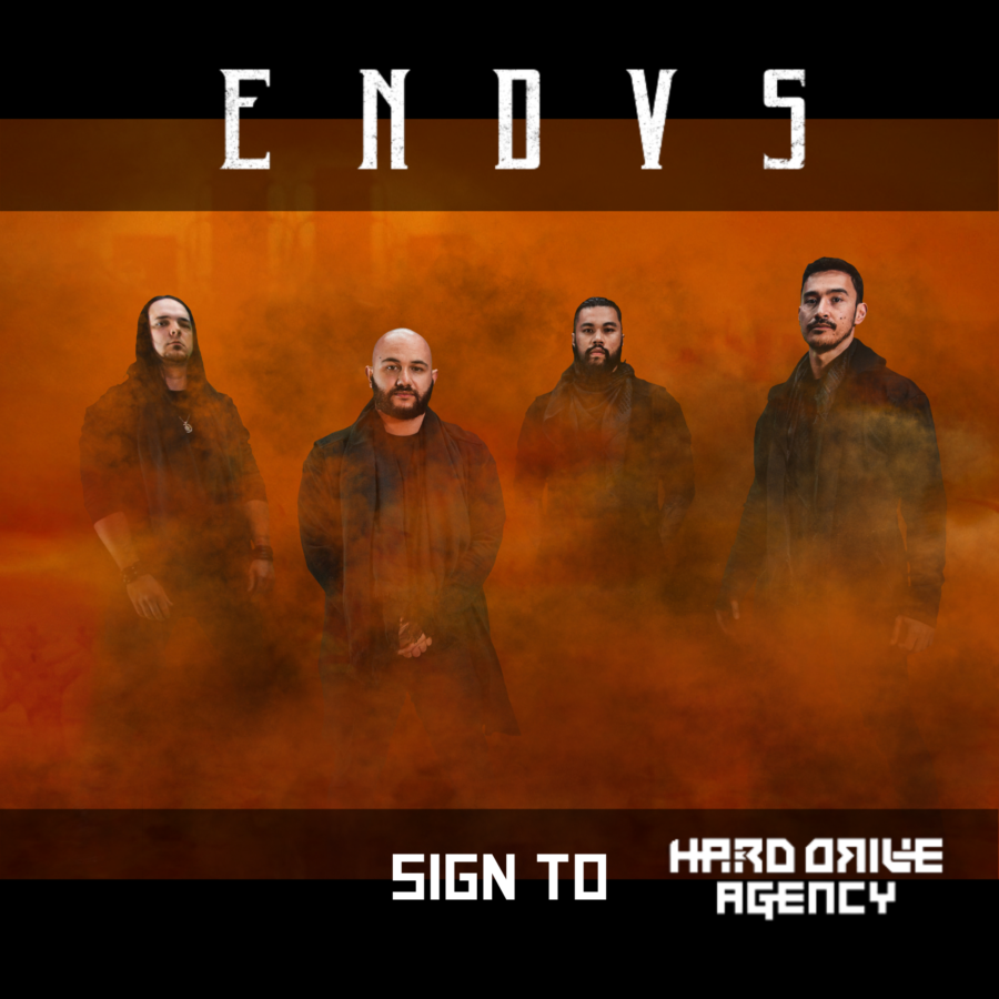 ENDVS Sign To Hard Drive Agency