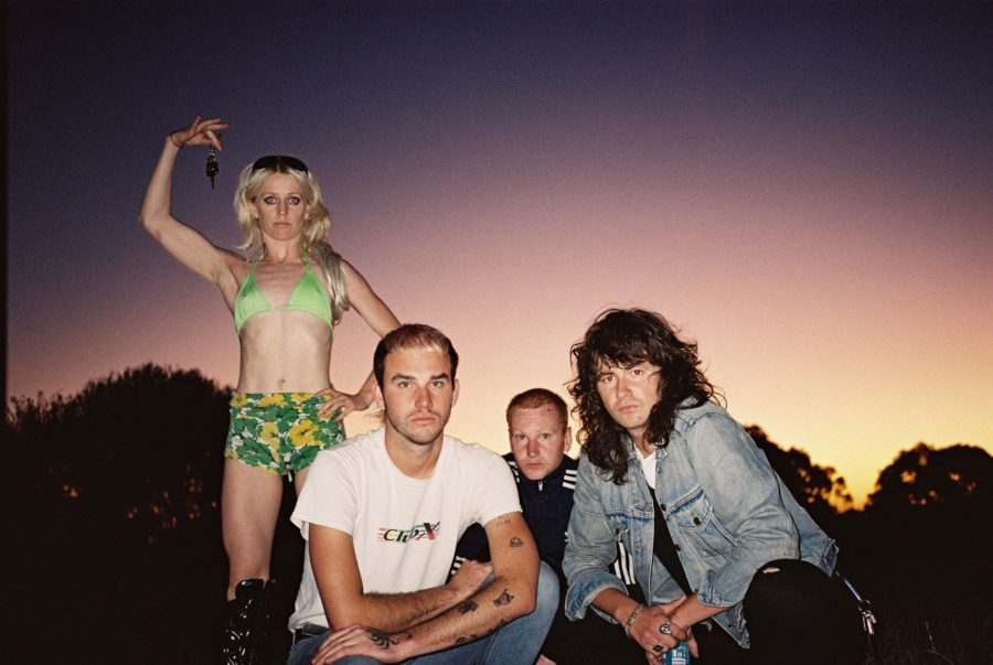 AMYL AND THE SNIFFERS Feel Safe With New Single
