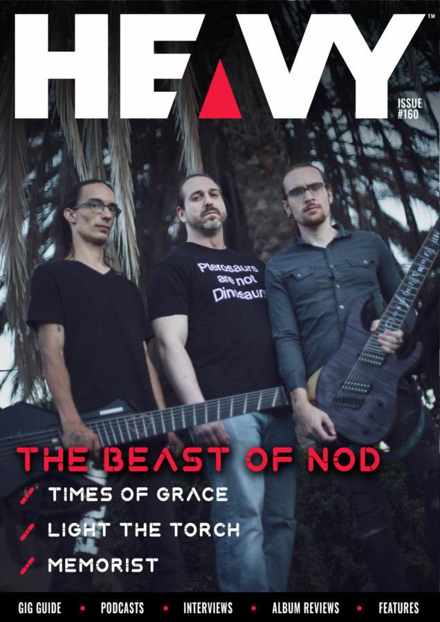 HEAVY Magazine Issue #160 - The Beast of Nod