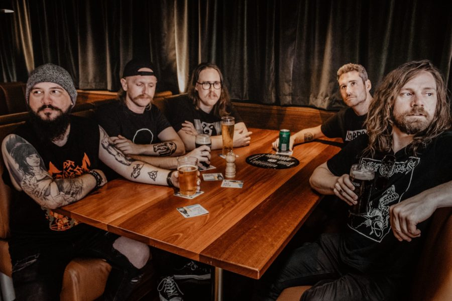 GUTTERFIRE Along For The Ride With New Single