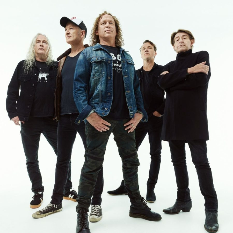 THE SCREAMING JETS Postpone First Two Dates Of Tour