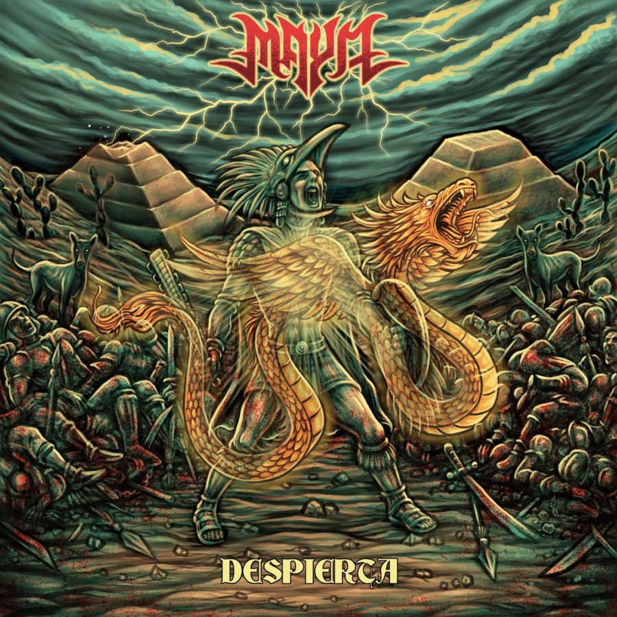 Album Review: MAYA 'Despierta'