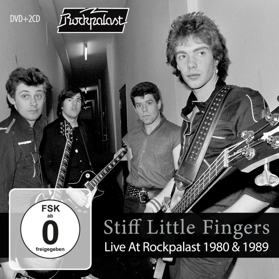 STIFF LITTLE FINGERS To Release Double Live Set