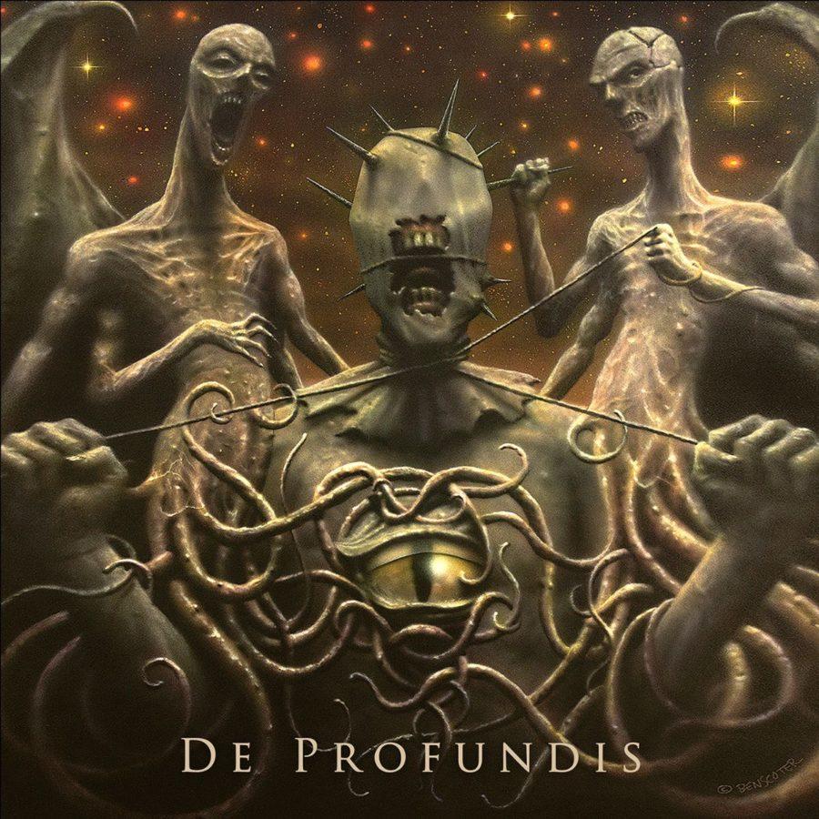VADER  To Re-Release 'De Profundis'