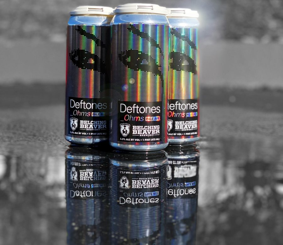 GROGLORDS With Limited Batch Of DEFTONES BEER