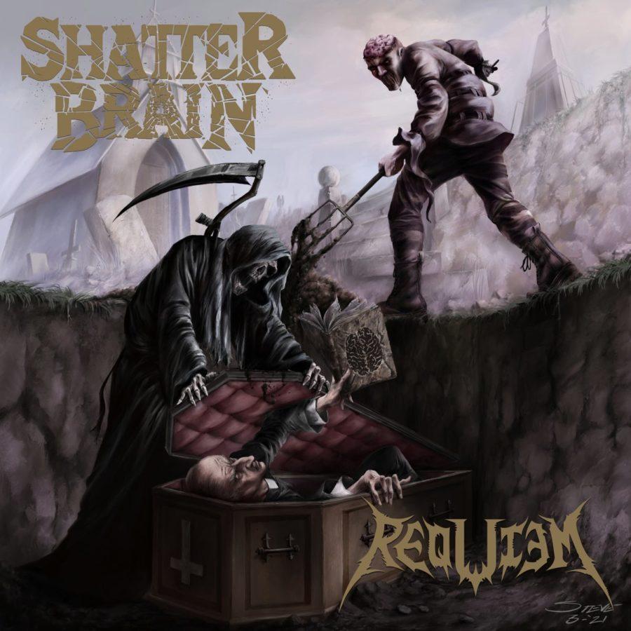 SHATTER BRAIN/REQUIEM E.P