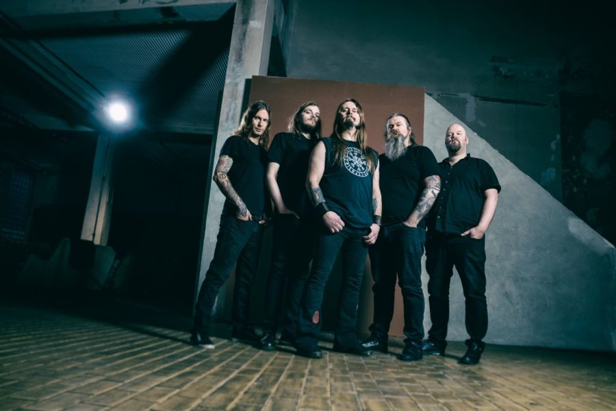 ENSLAVED To Release EP