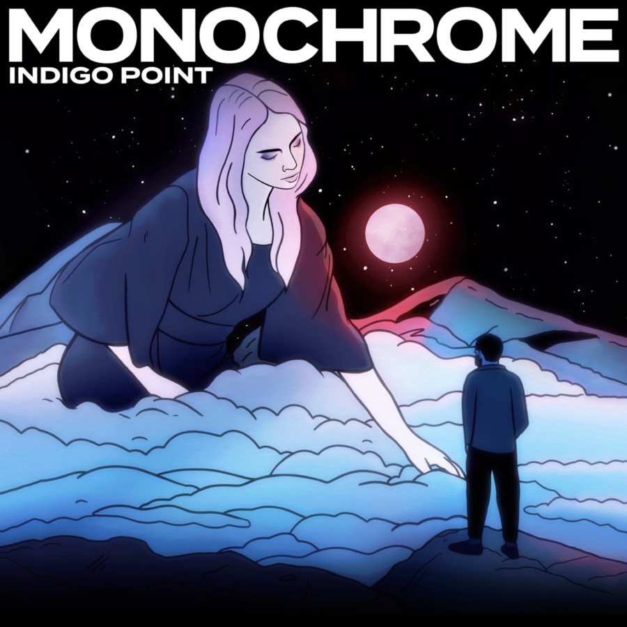 INDIGO POINT: Monochrome