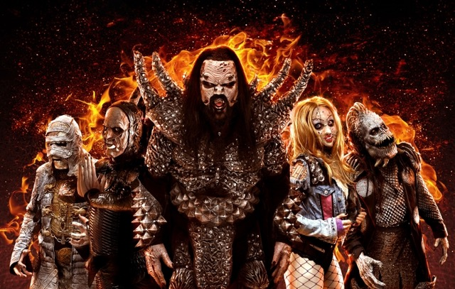 LORDI With New Material