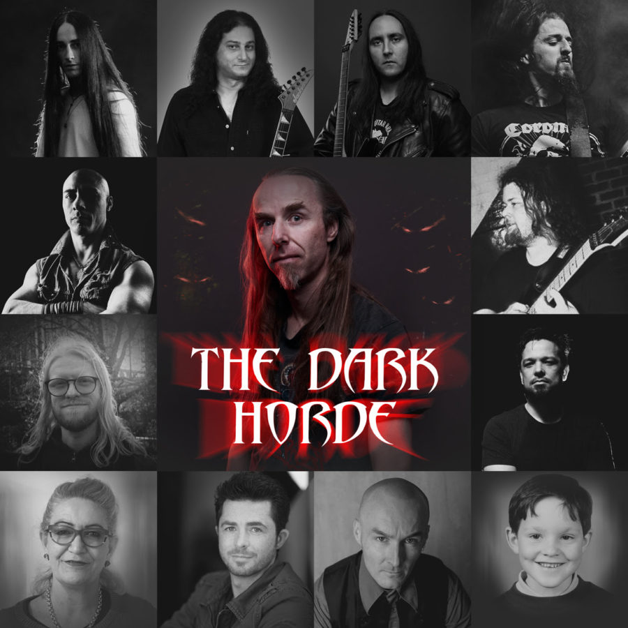 THE DARK HORDE Return With Second Track