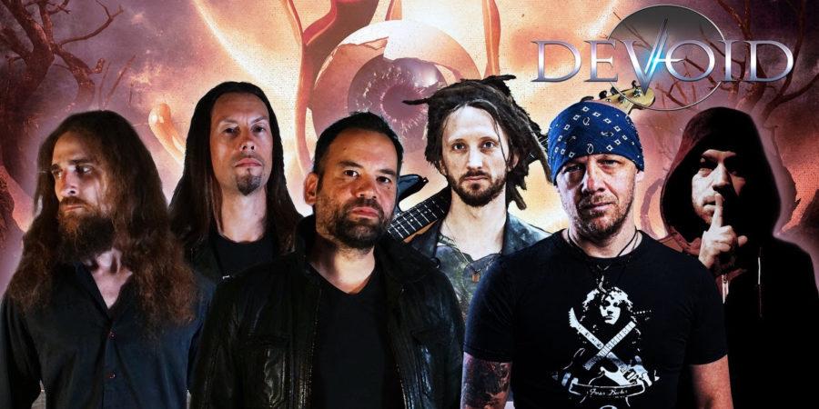 DEVOID Announce Album, Drop Single