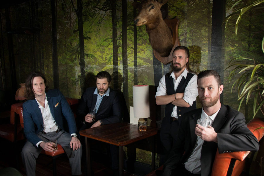 BARRELHOUSE Journey Through Life With New Song