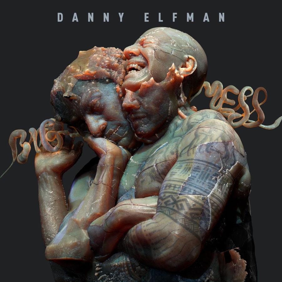 DANNY ELFMAN & TRENT REZNOR Drop Single